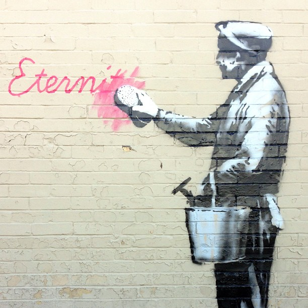 BANKSY TOUR in New York October 2013