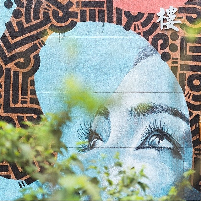 Banksy Street Art Tours Taiwan Thanks @bshigeta who also photographed @melodysworld  for me and this great detail pic.